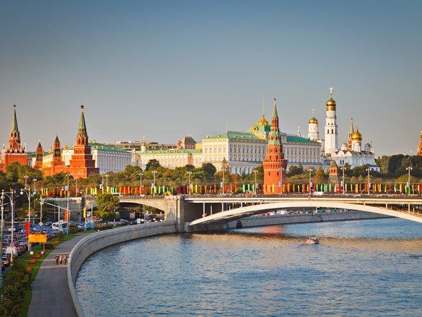Обои На Рабочий Стол Московский Кремль