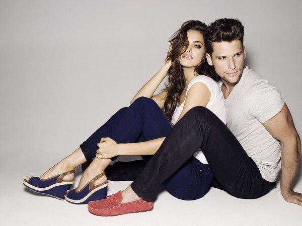 фотографии моделей в обуви