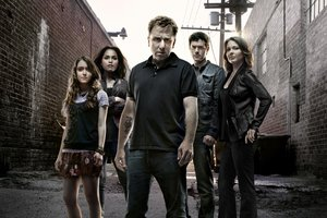 Обои на рабочий стол: brendan hines, dr. cal lightman, dr. gillian foster, eli loker, emily lightman, hayley mcfarland, kelli williams, lie to me, monica raymund, ria torres, tim roth, актеры, обмани меня, переулок, персонажи, сериал, теория лжи