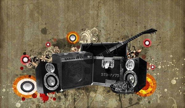 музыкальные картинки на рабочий стол № 399814 бесплатно