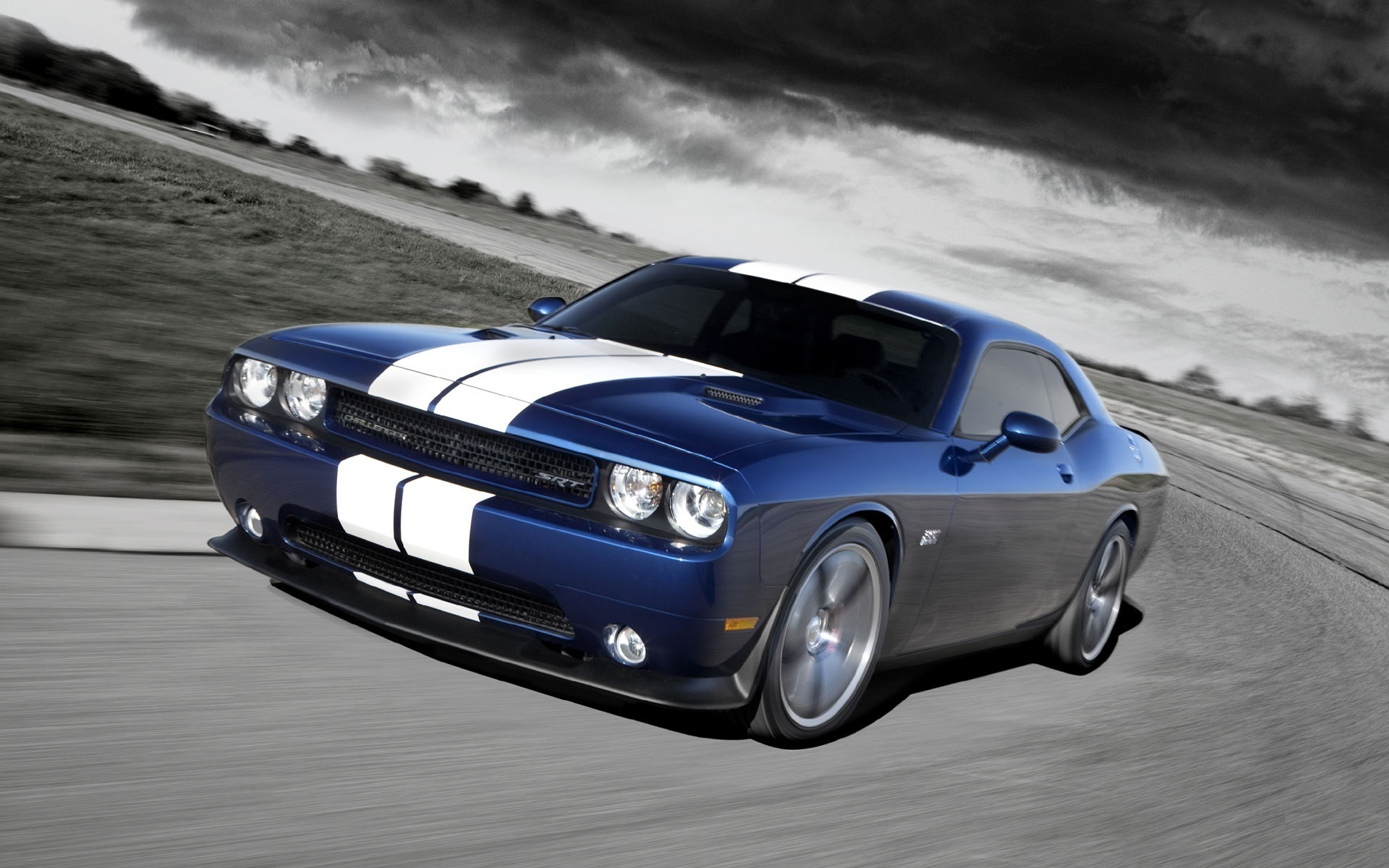 Dodge challenger SRT загрузить