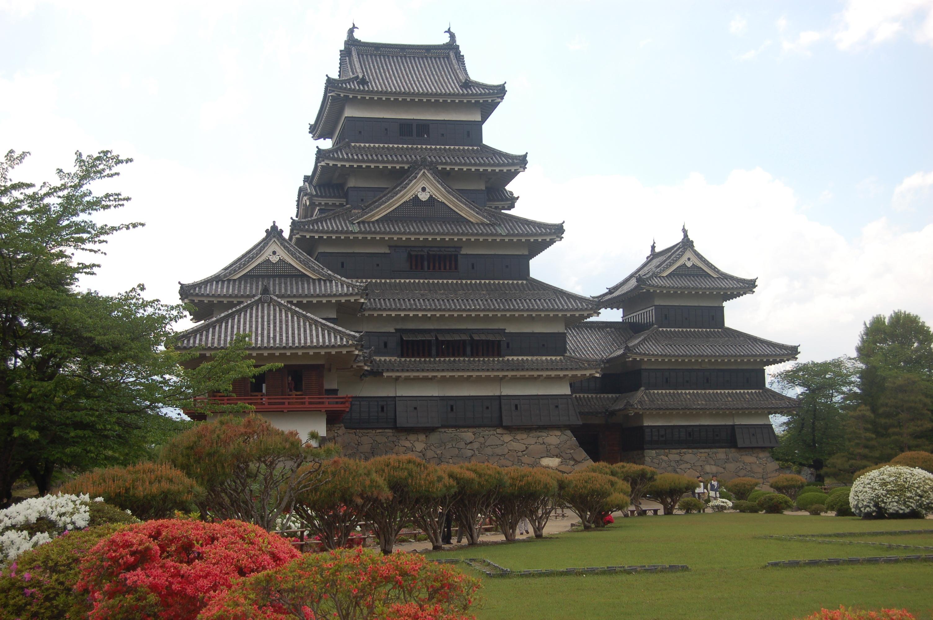 Архитектура япония бесплатно