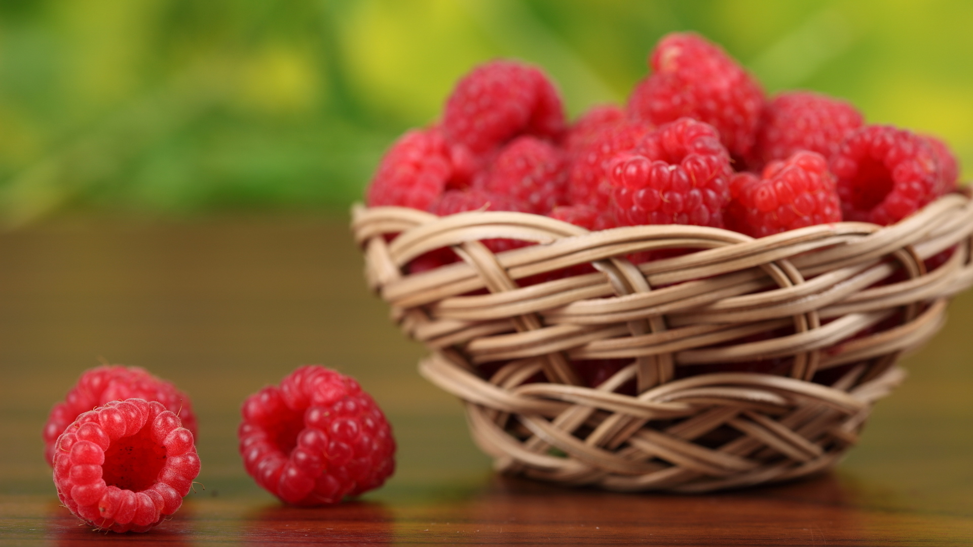 еда малина природа food raspberry nature смотреть