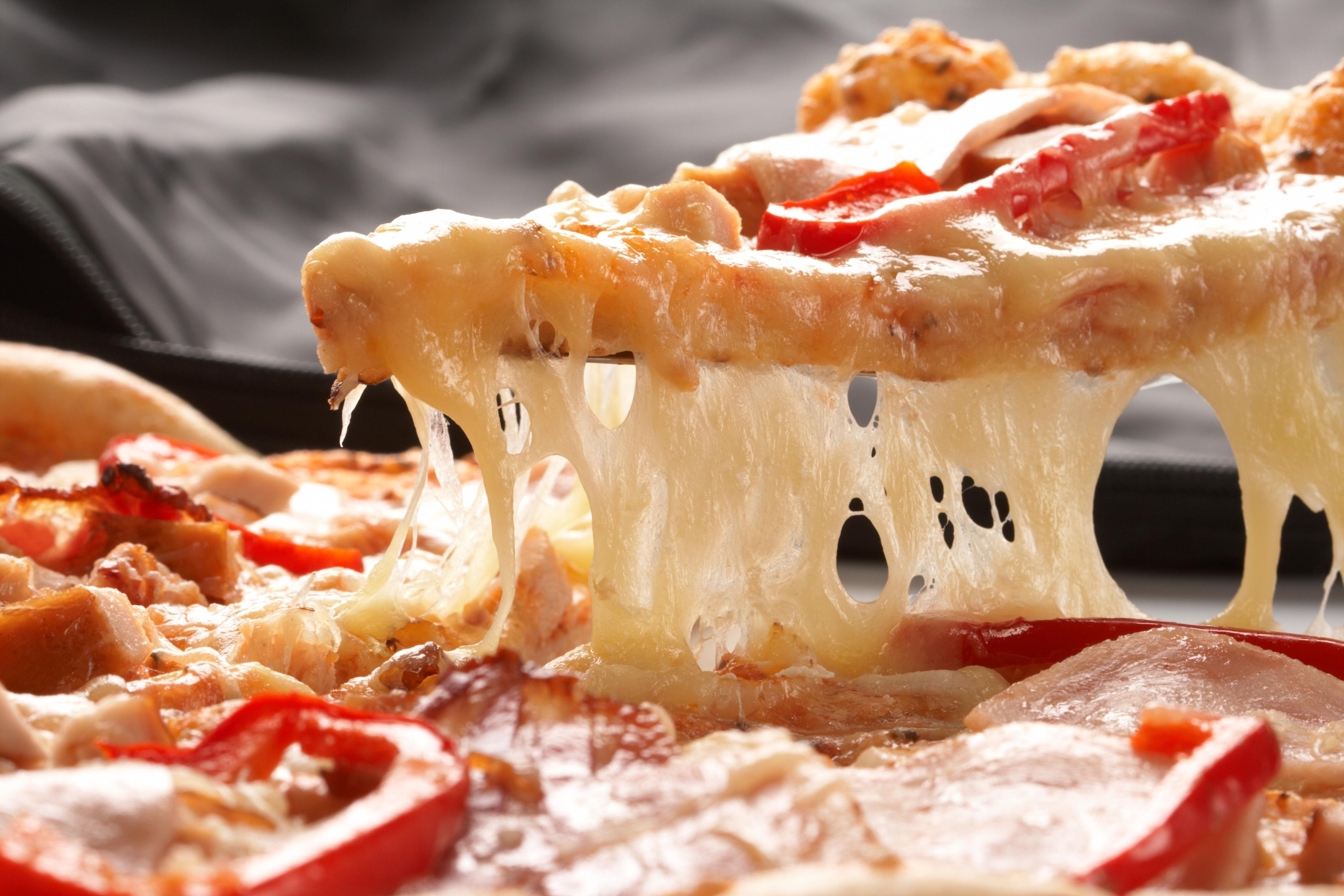 еда пицца европейская скачать
