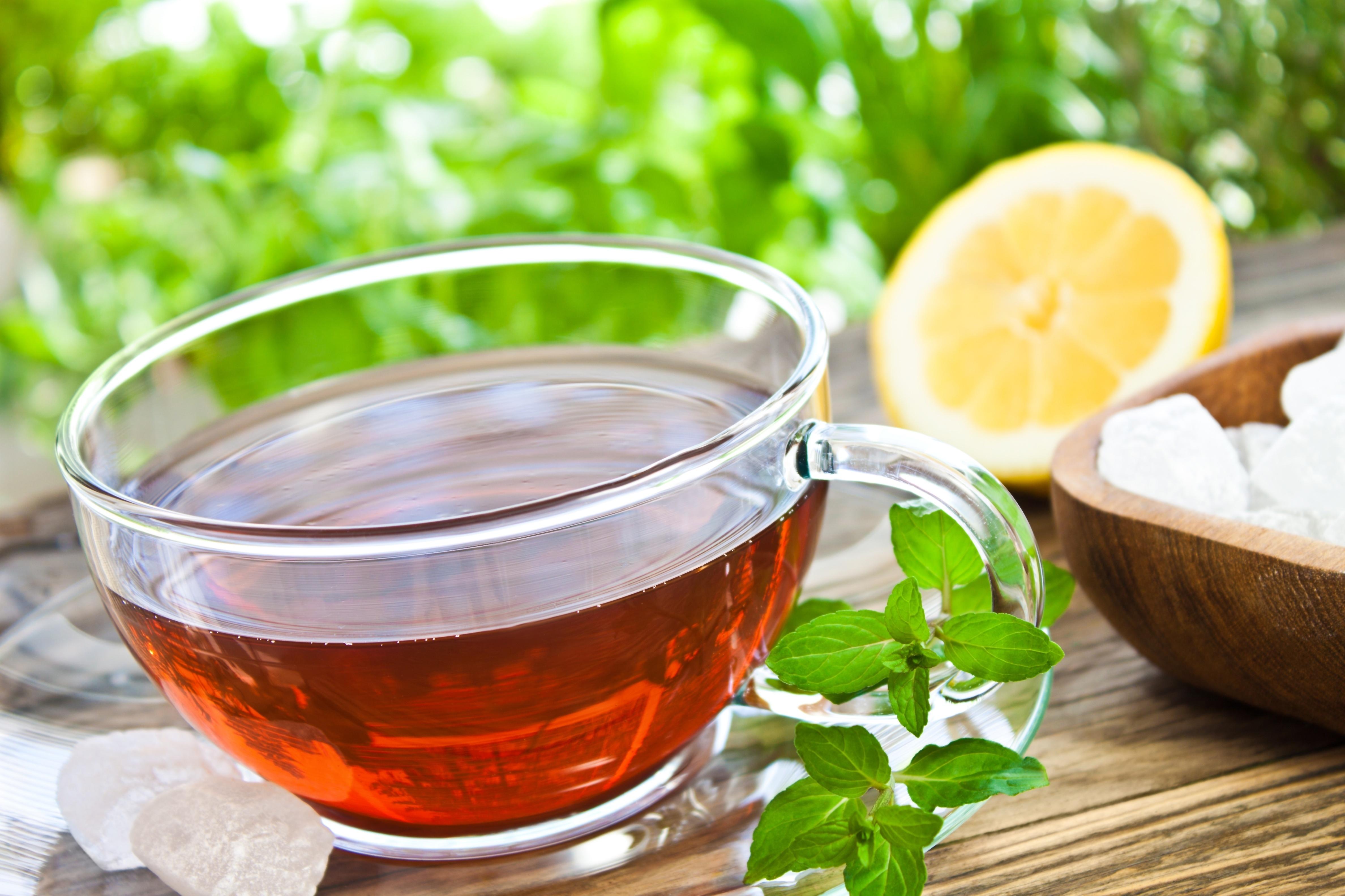 еда чай лимон мята eda tea lemon flicking  № 676148  скачать