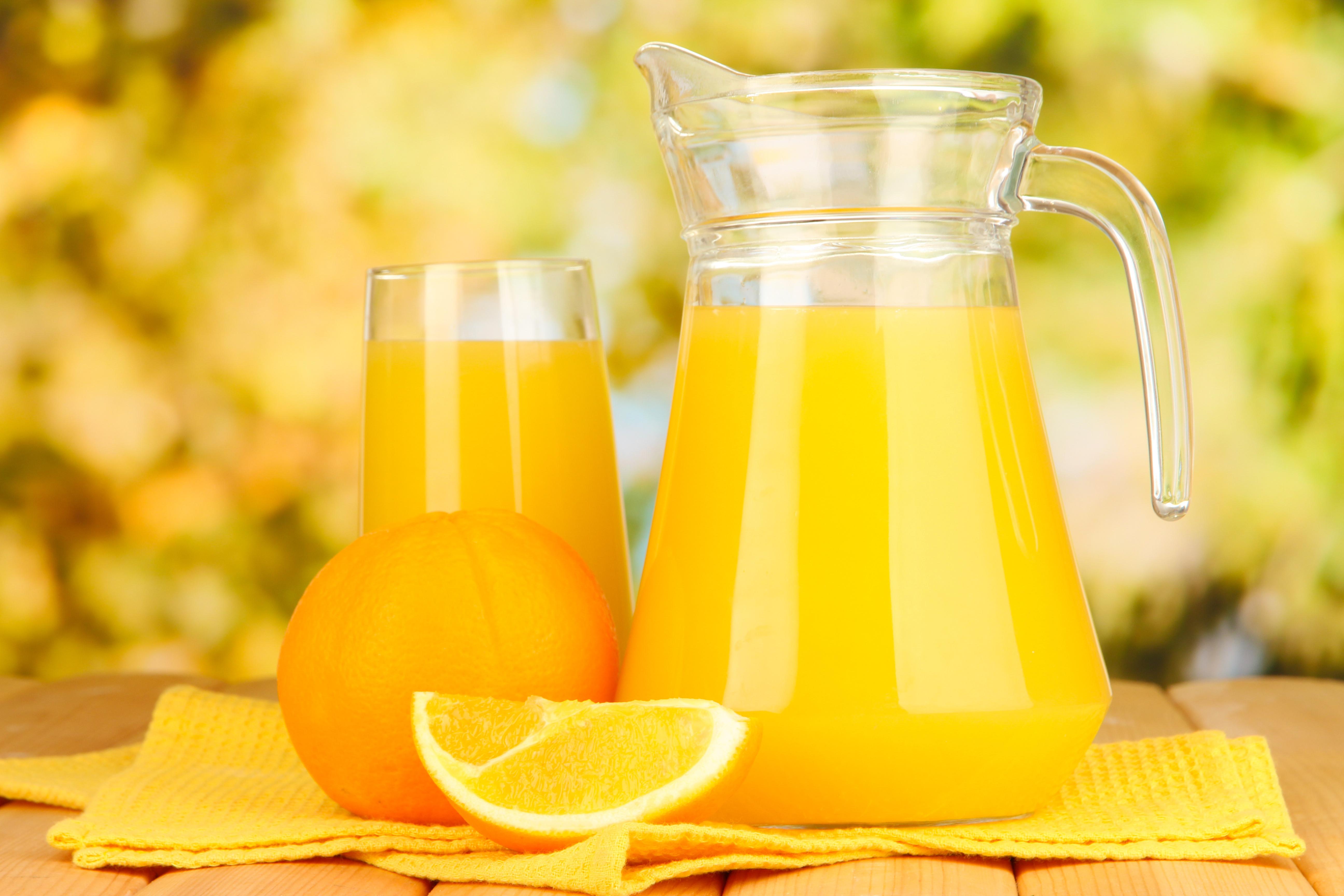 Апельсиновый сок загрузить