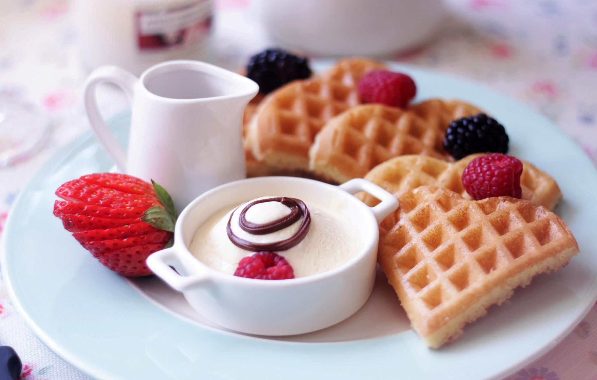 вкусный завтрак бесплатно