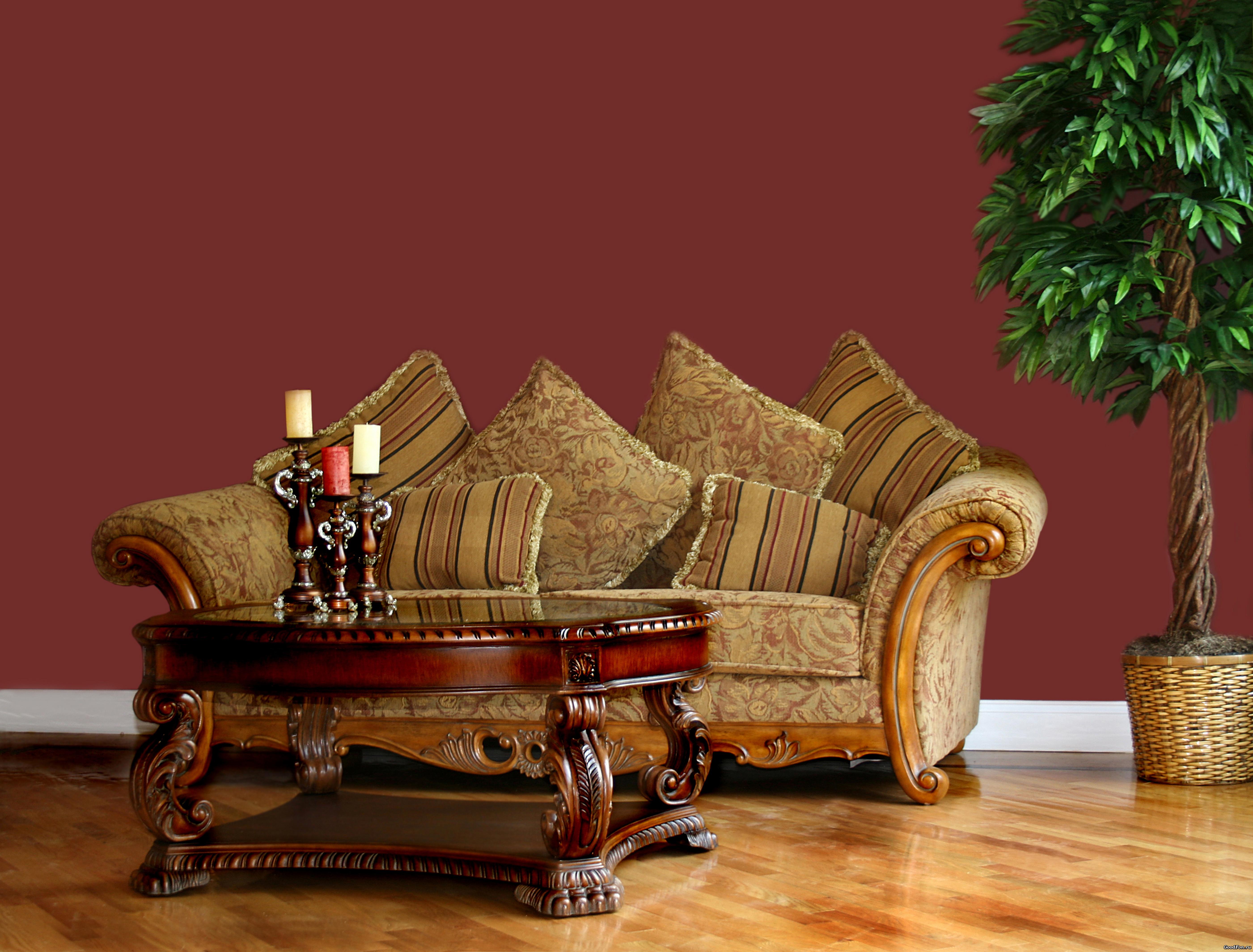 Журнальный столик с диванами загрузить