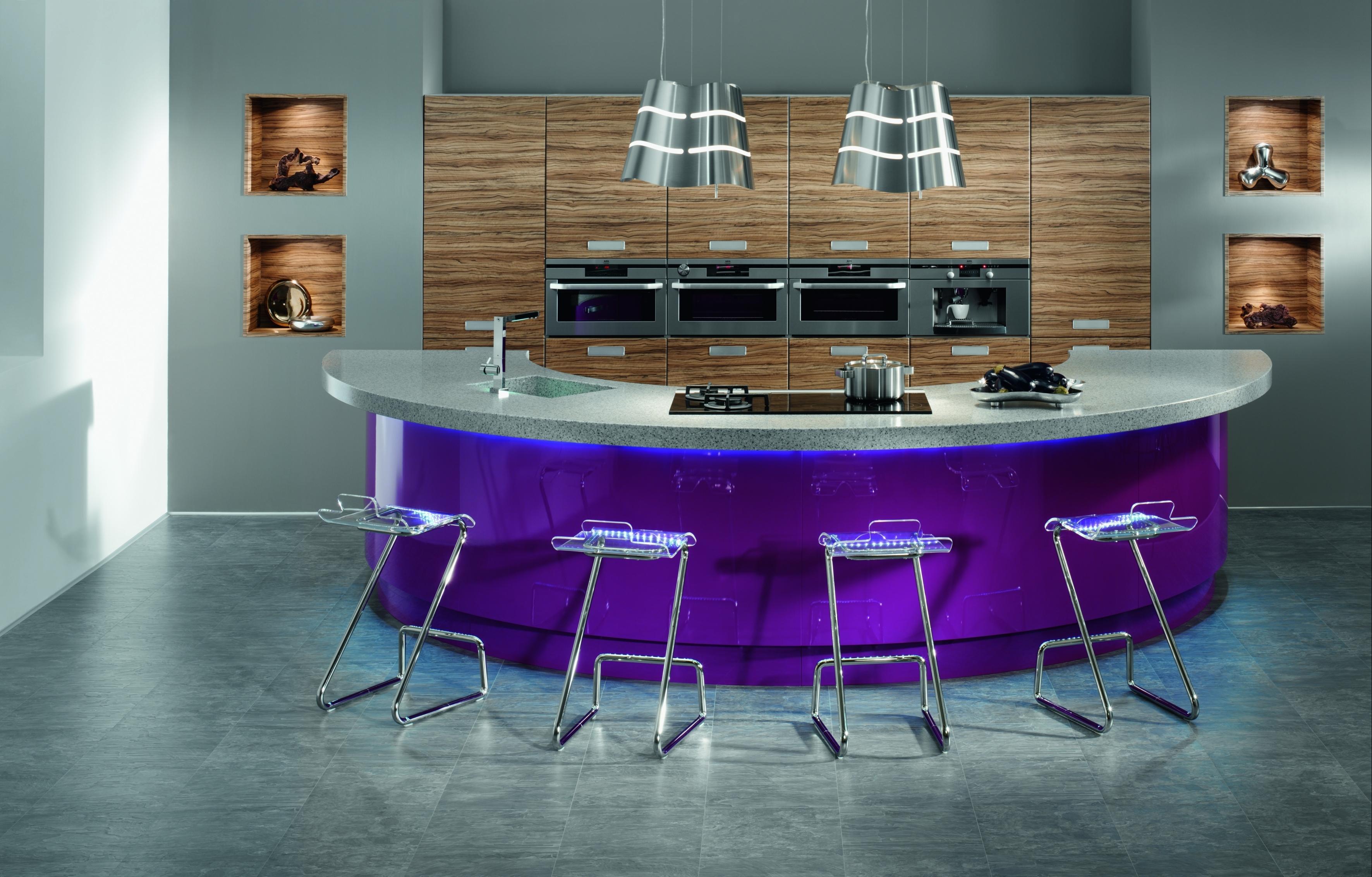 стильная кухня  № 541871  скачать