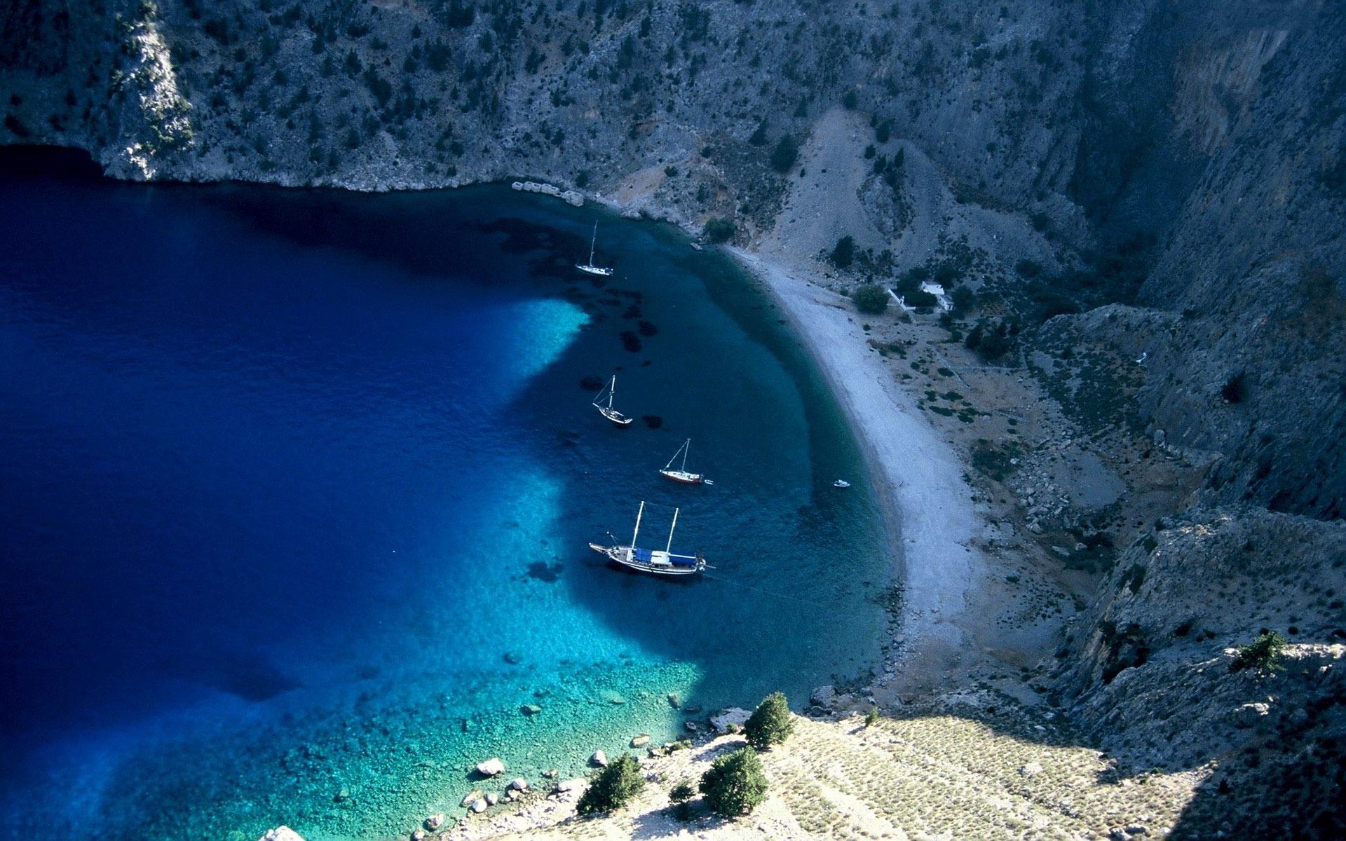 Бухта и пляж без смс