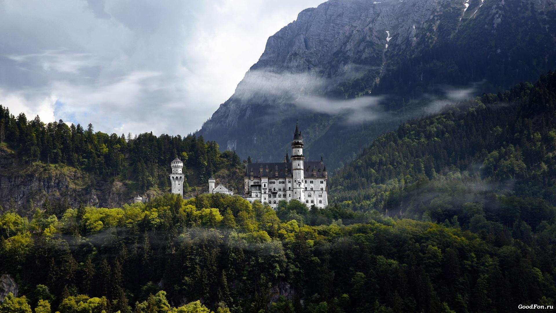 Замок нойшвайнштайн без смс