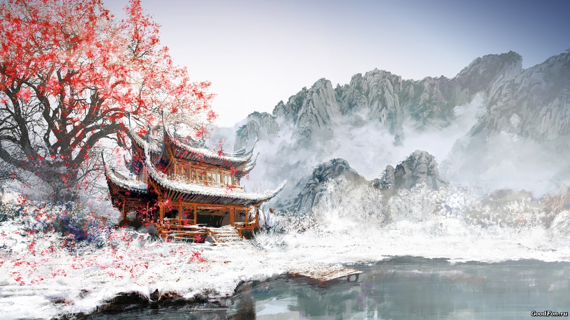 Красота Азии загрузить