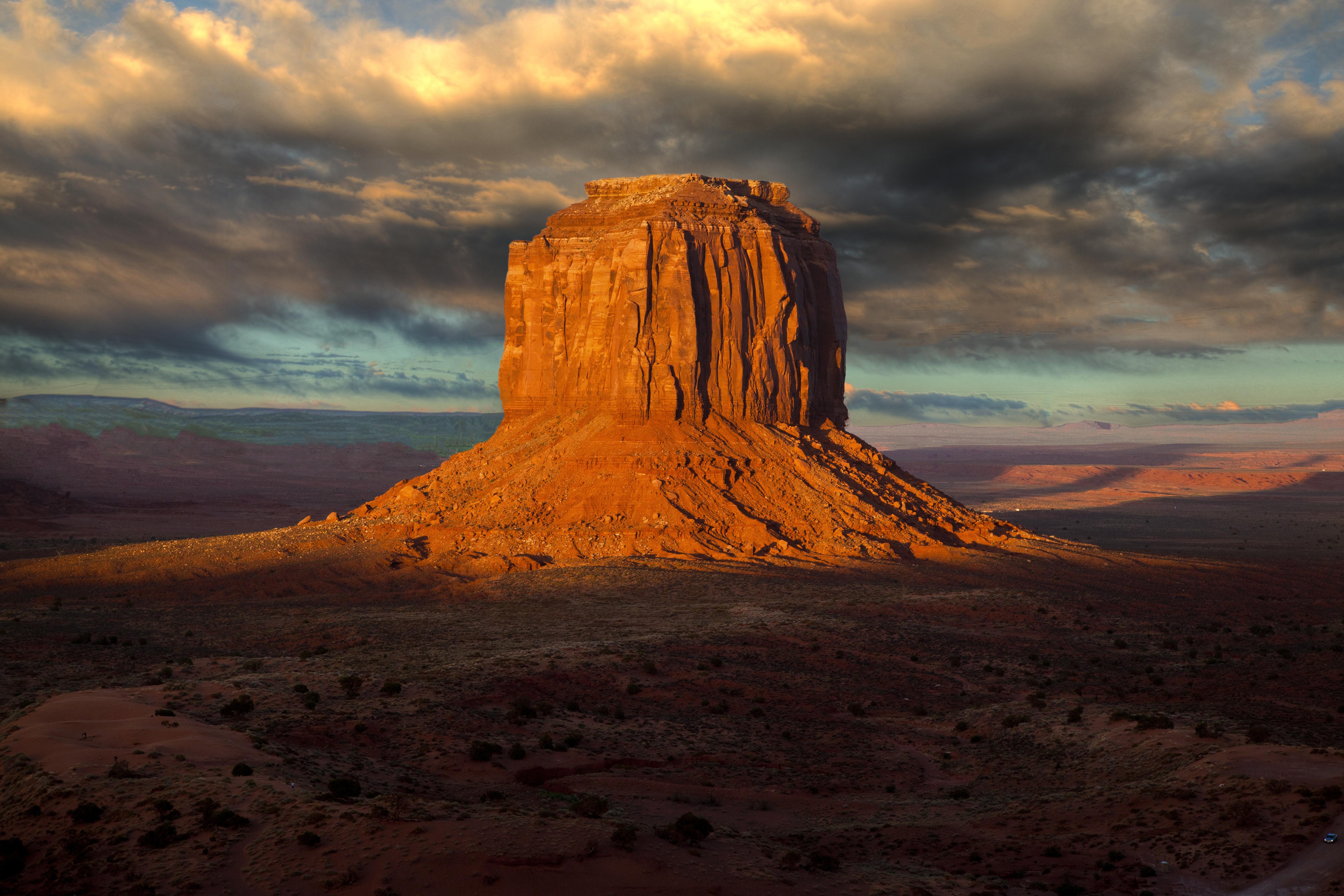 Пустынные холмы  № 1912709 загрузить