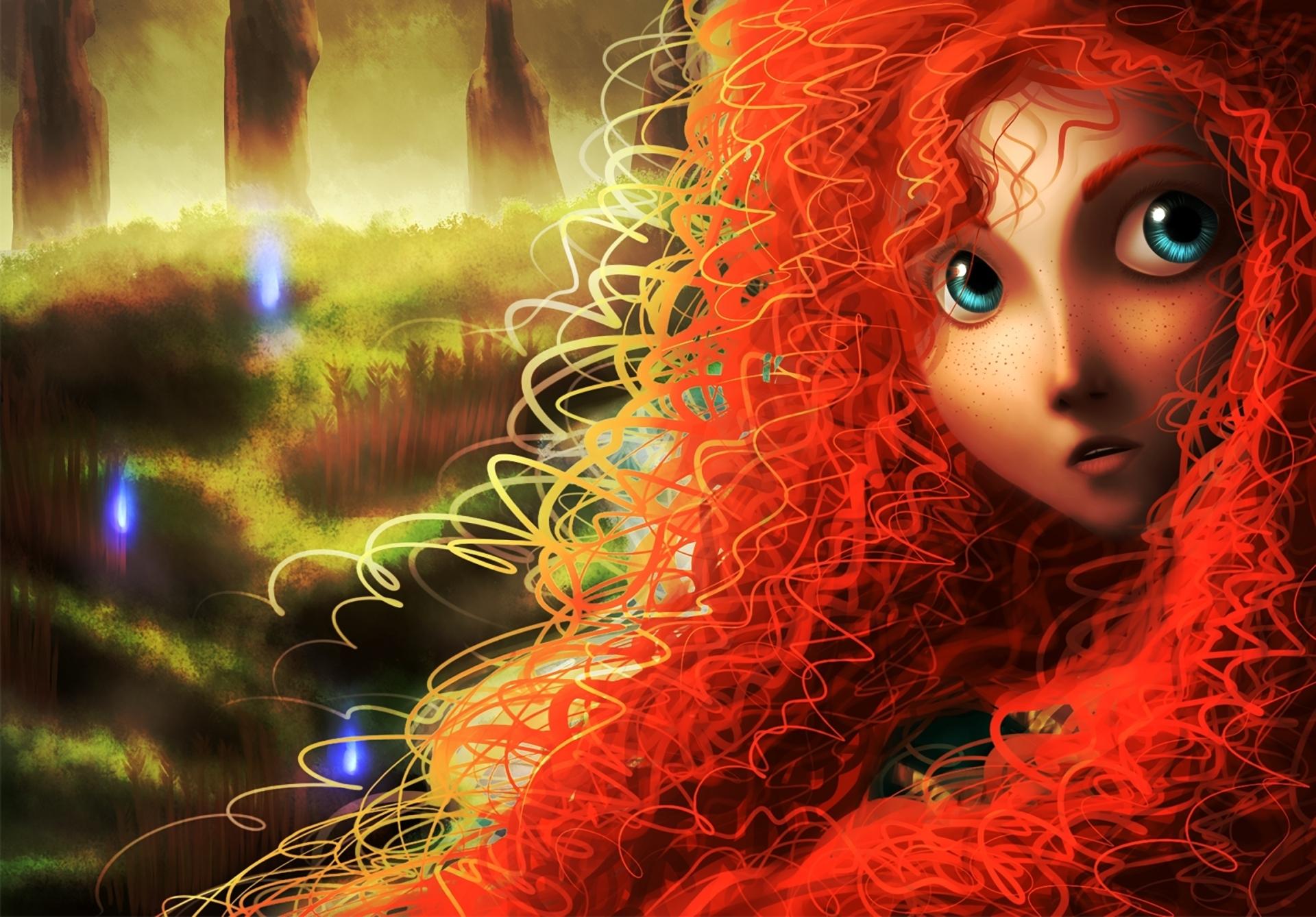 Девочка рыжая храбрая сердцем загрузить