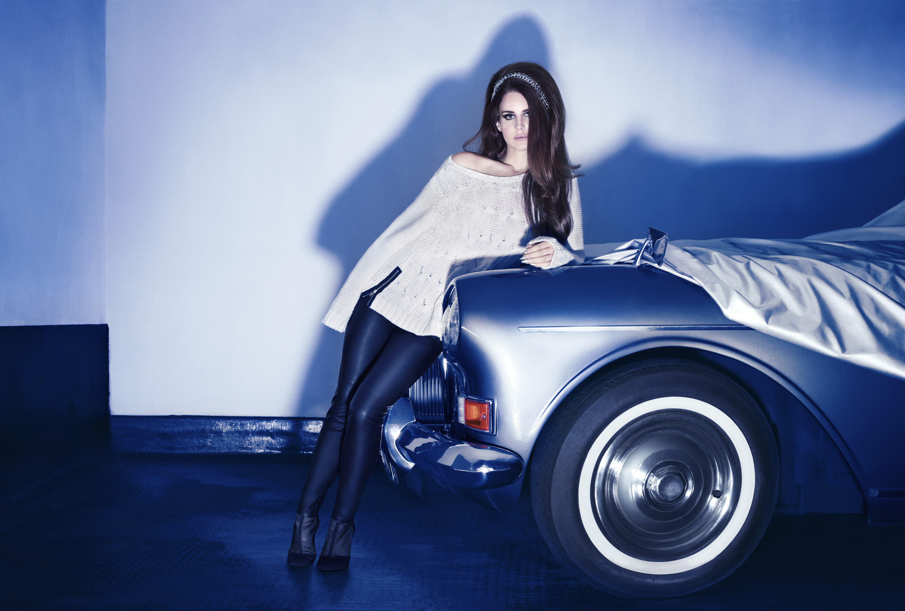 Модель Певица Lana Del Rey бесплатно