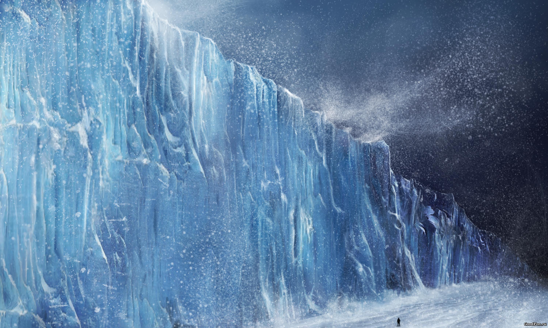 зима, пробки, ледниковый период, машины, фэнтези  № 1653928 загрузить