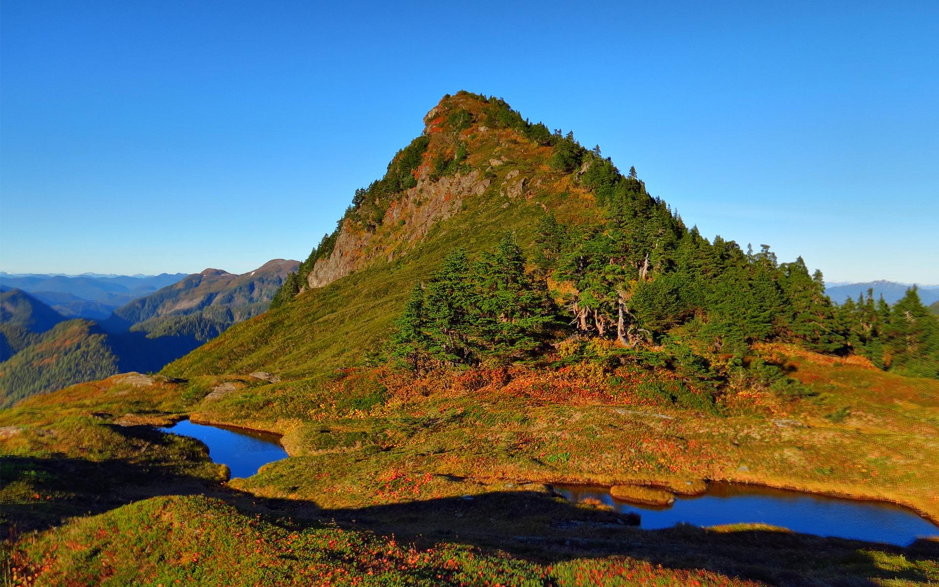 Озеро холмы  № 582570 без смс