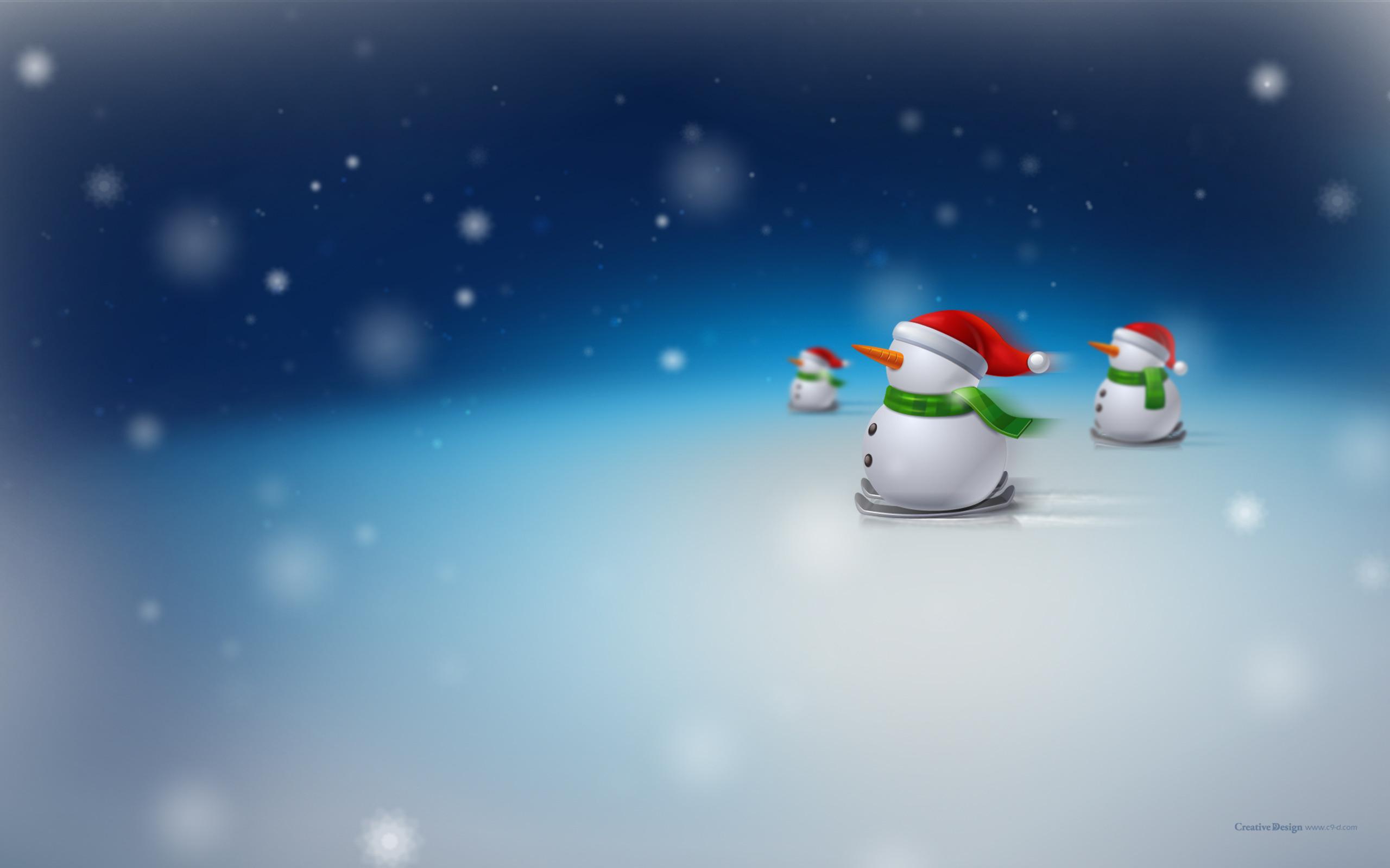 Снеговик на сноуборде  № 3290145  скачать