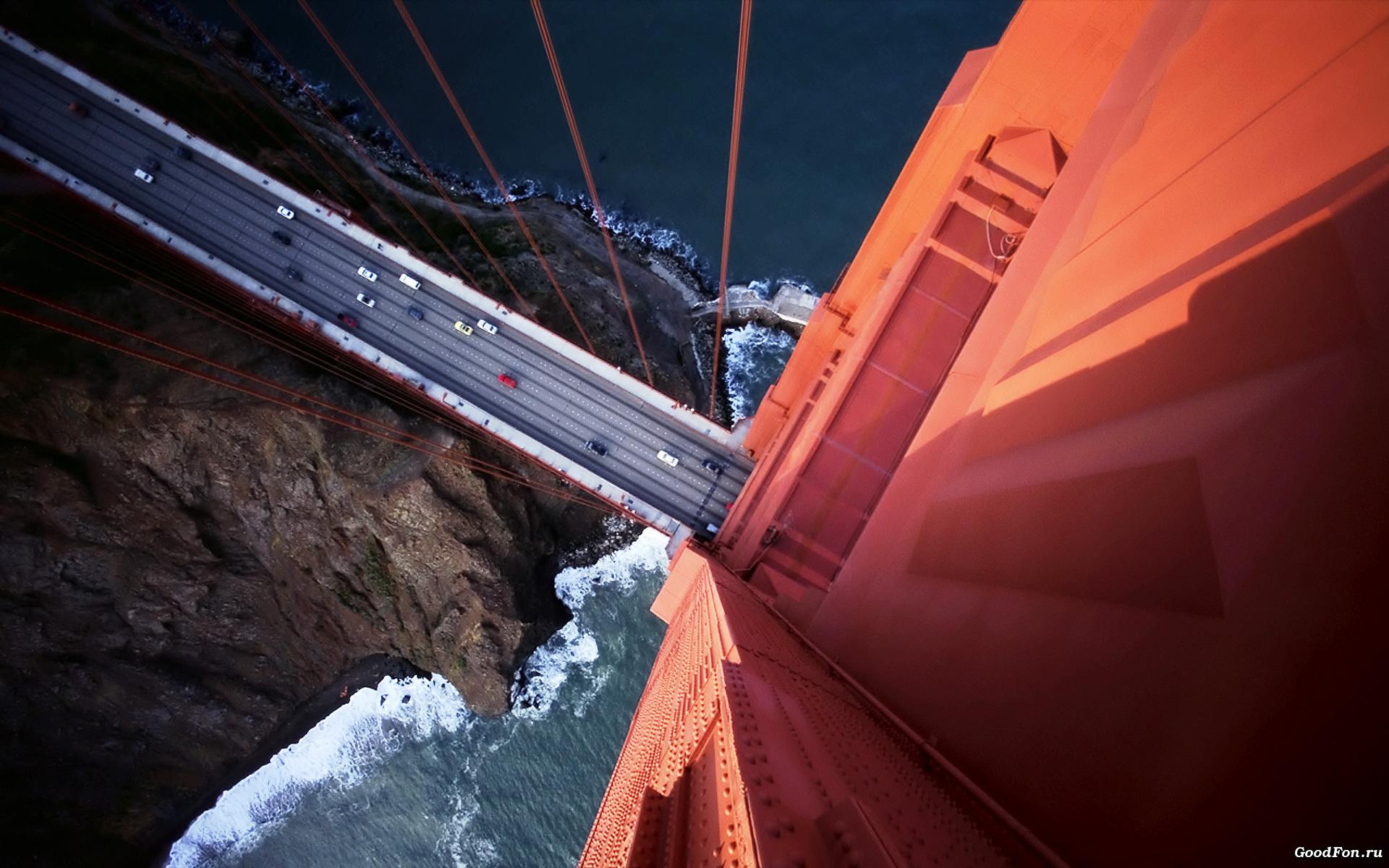 Мост над дорогой  № 2225387 без смс
