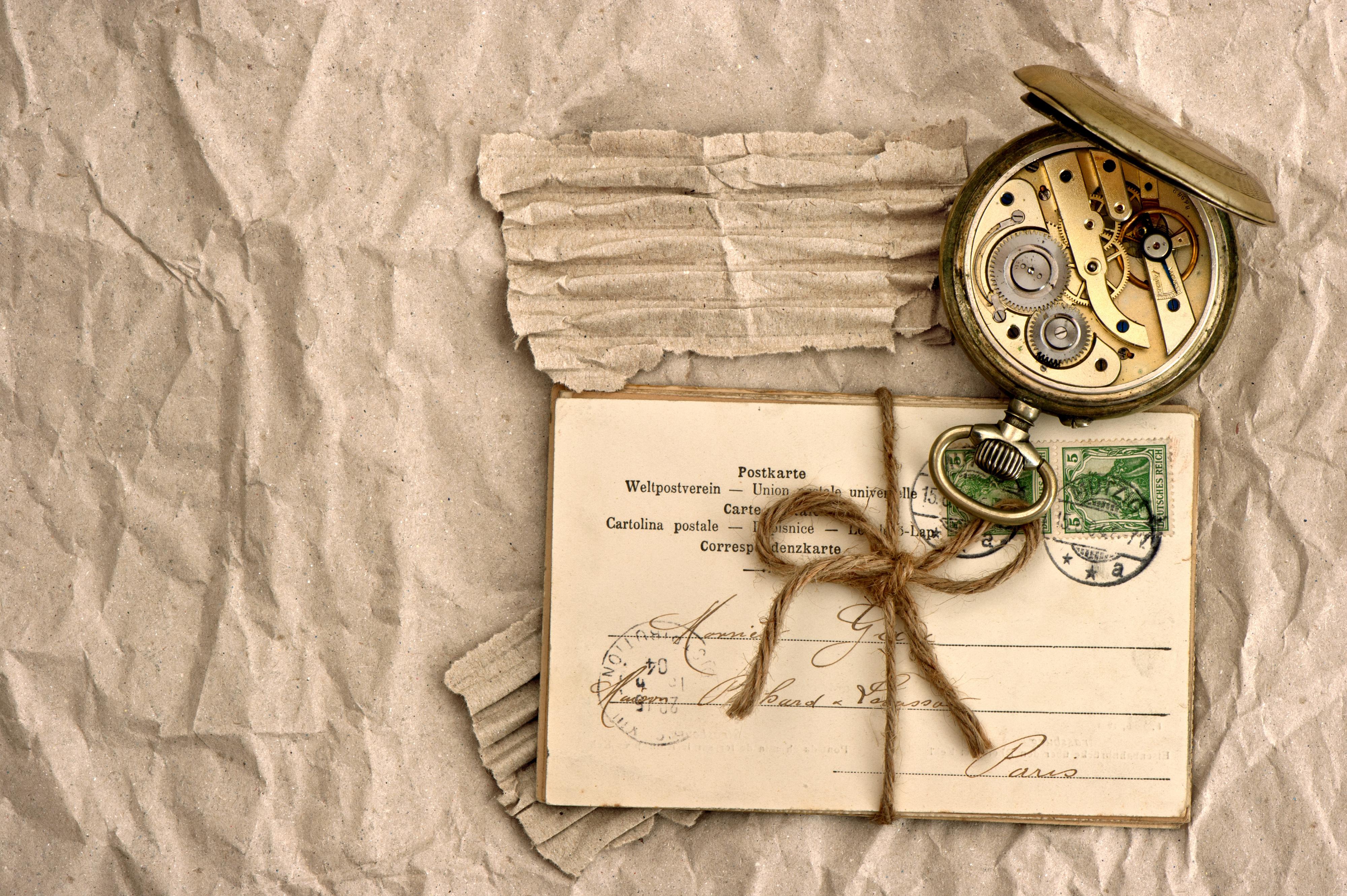 Карманные часы и скатерть  № 2171661 загрузить