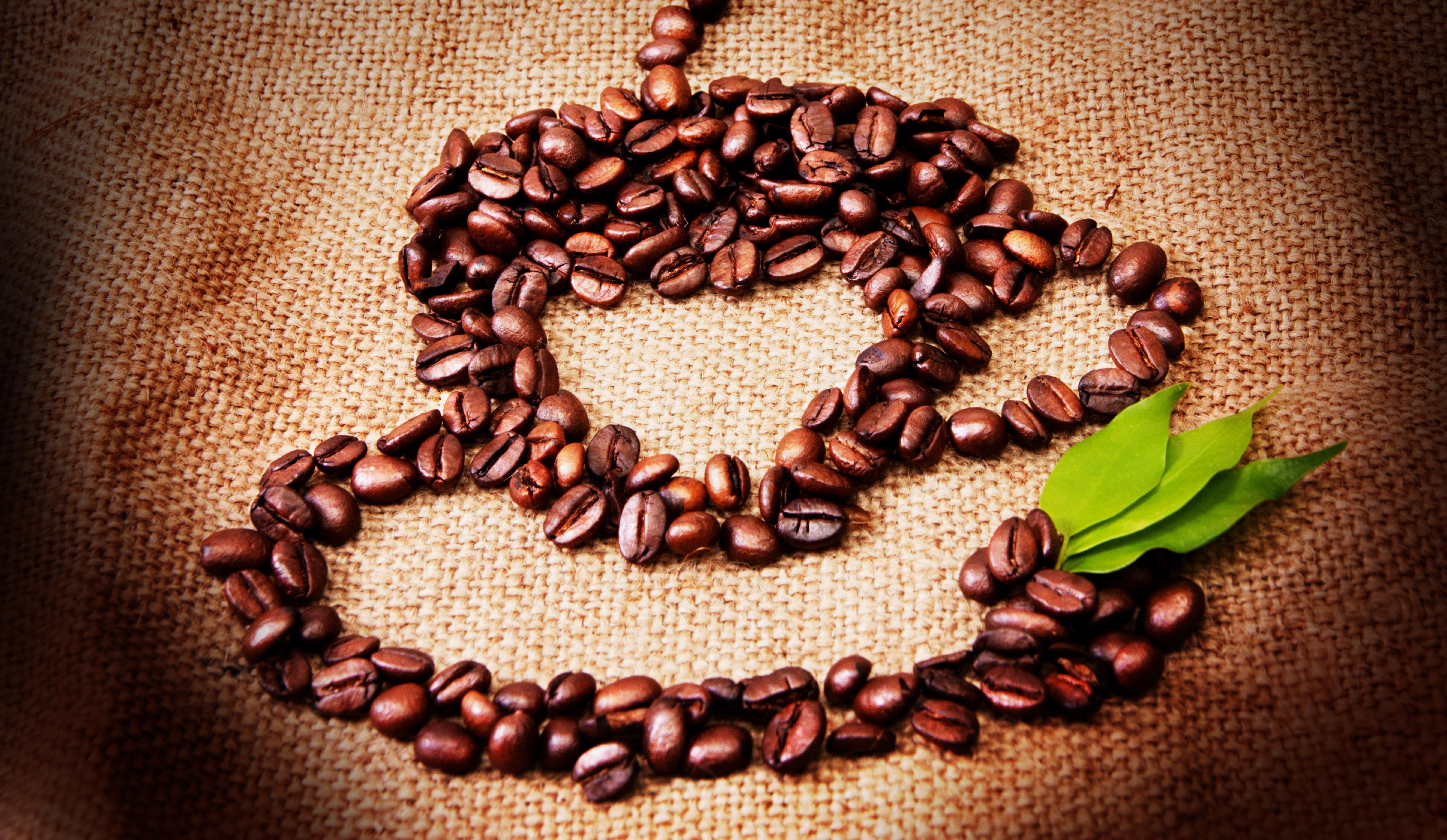 Кофе зерна чашка  № 2172403 без смс