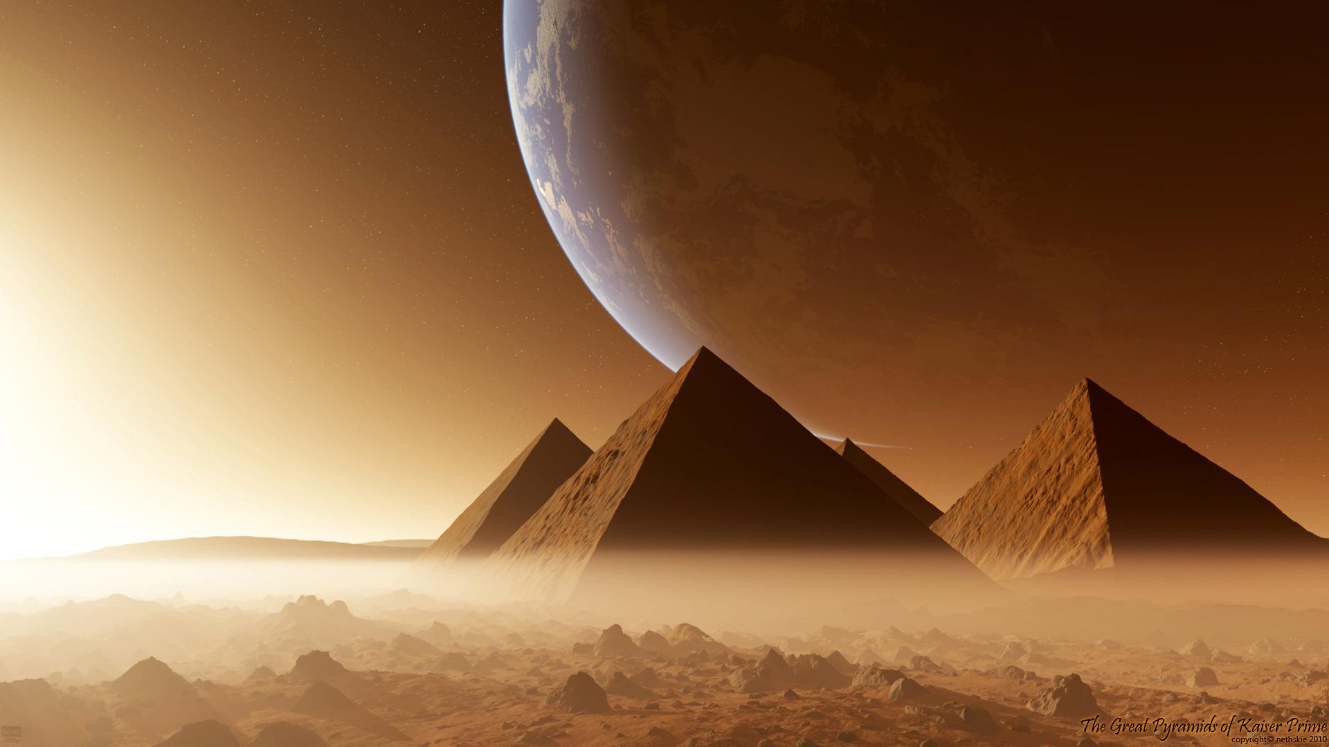 Пирамиды онлайн