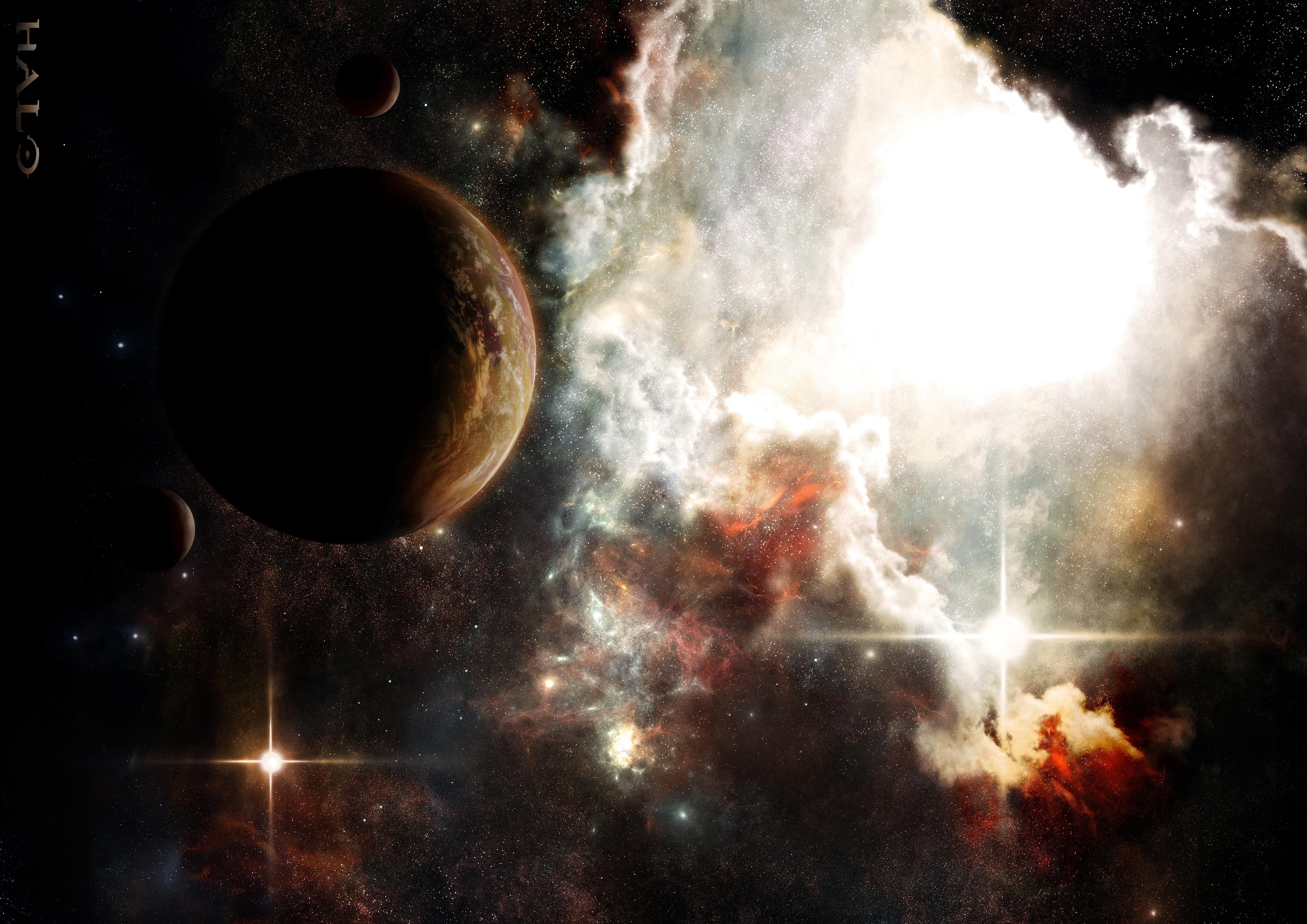 Обои Планеты и туманности картинки на рабочий стол на тему Космос - скачать  № 3551753  скачать