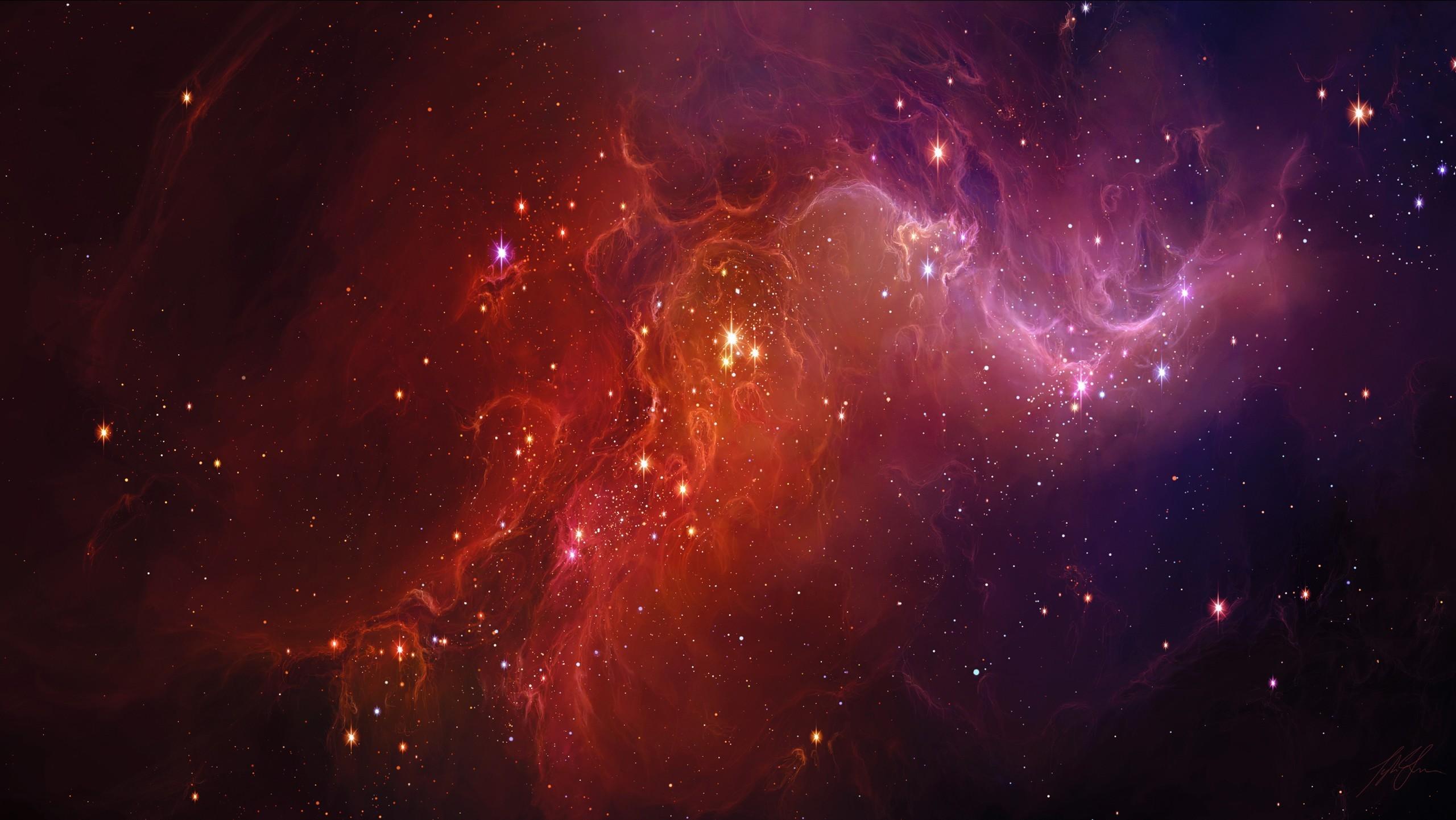 Обои Планета солнце туманность картинки на рабочий стол на тему Космос - скачать скачать