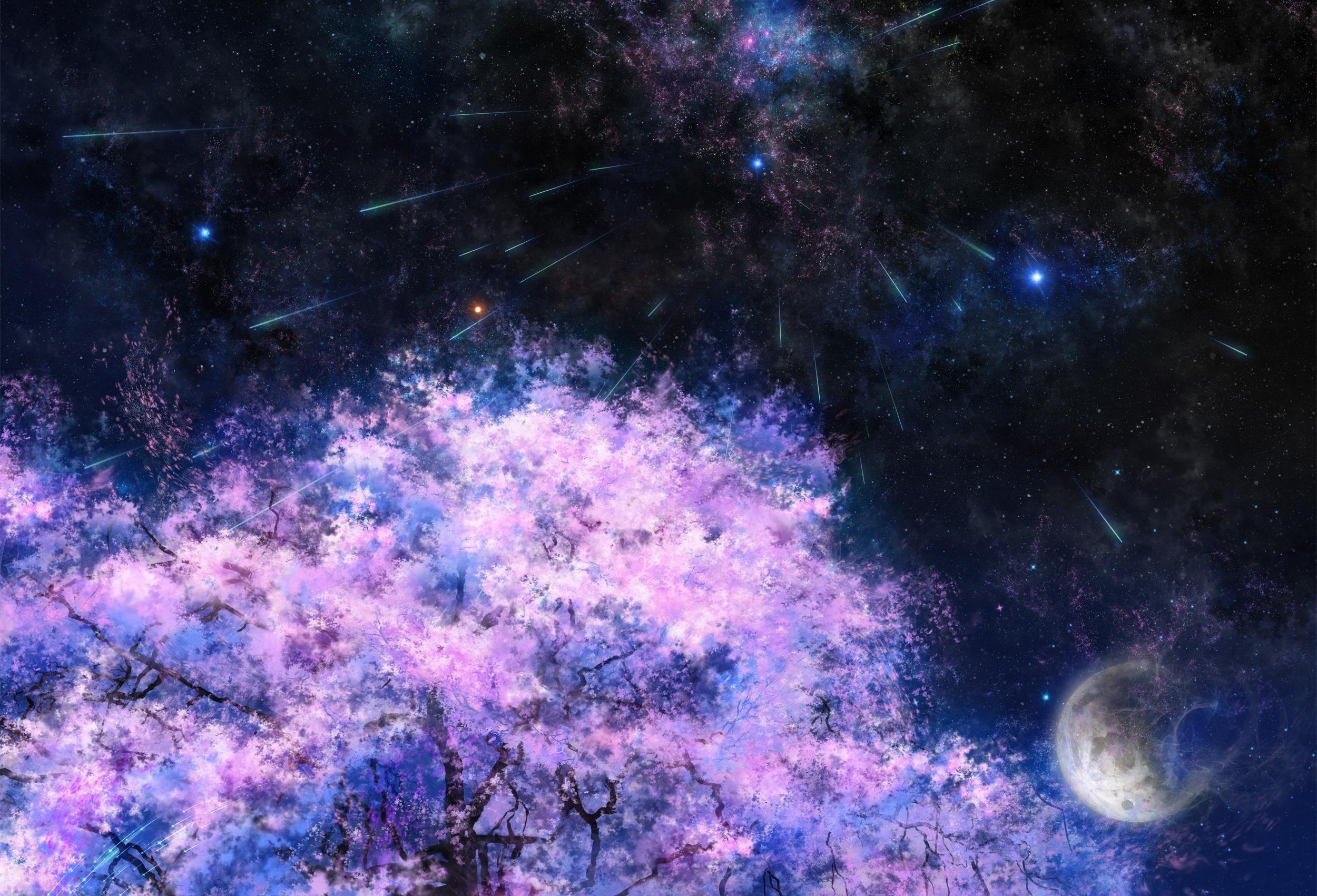 вишневая bmw под звездным небом  № 2384196 без смс